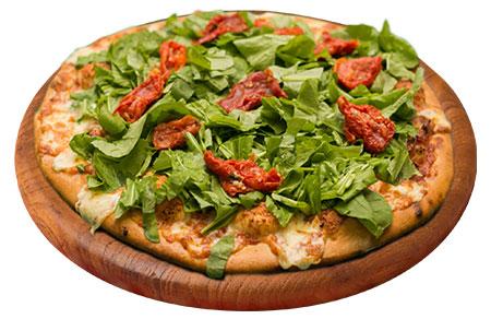 Pizza Tomate Seco