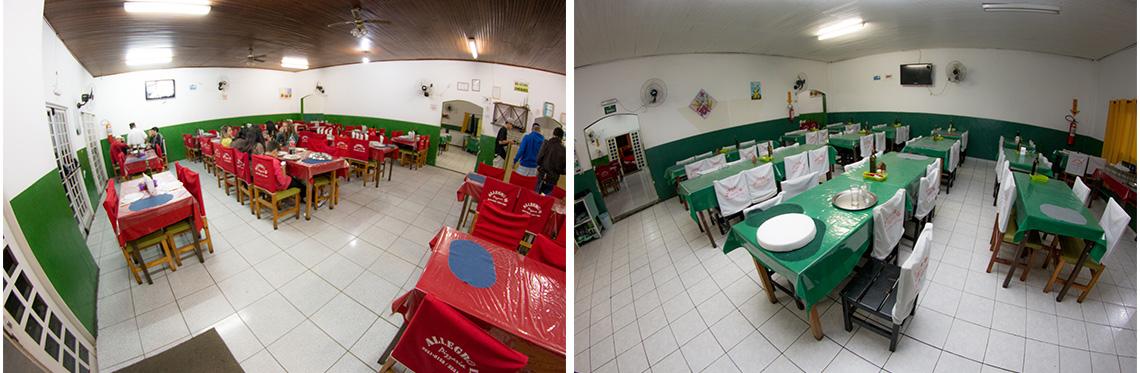 Sobre a Pizzaria Allegro 2 Santa Cruz